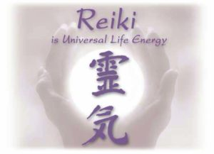 Reiki is universal life energy